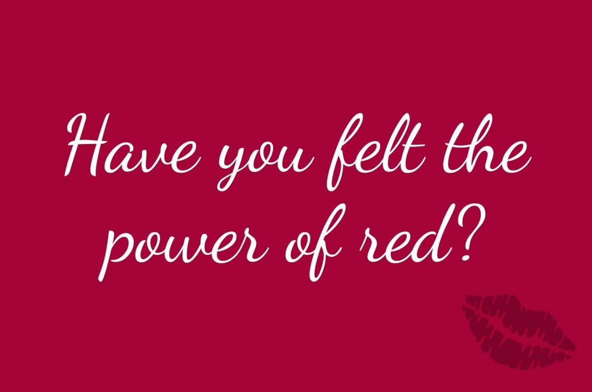 Little Red Kiss | Fashionable and Affordable Accessories | Power of Red