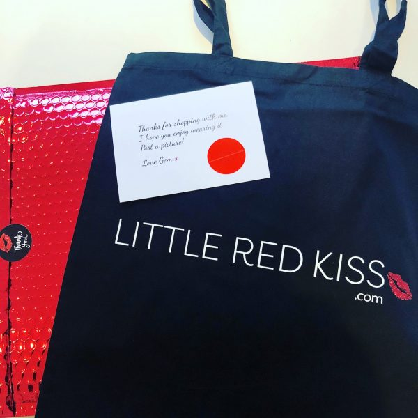 Little Red Kiss | Fashionable and Affordable Accessories | LRK Bag for Life